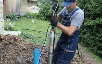 Бурим скважины на воду - Брянск, цены, предложения специалистов