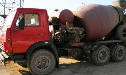 Заказать миксер с бетоном брянск бетон в центр москвы доставка