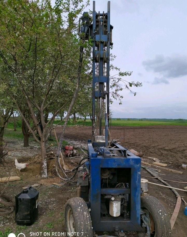 Бурим скважины на воду до 150м - Сураж, цены, предложения специалистов